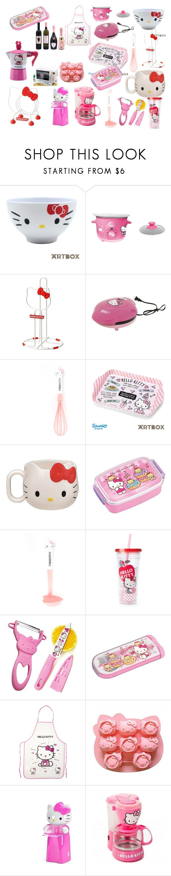 Hello Kitty Kitchen Hello kitty kitchen, Design, Clothes