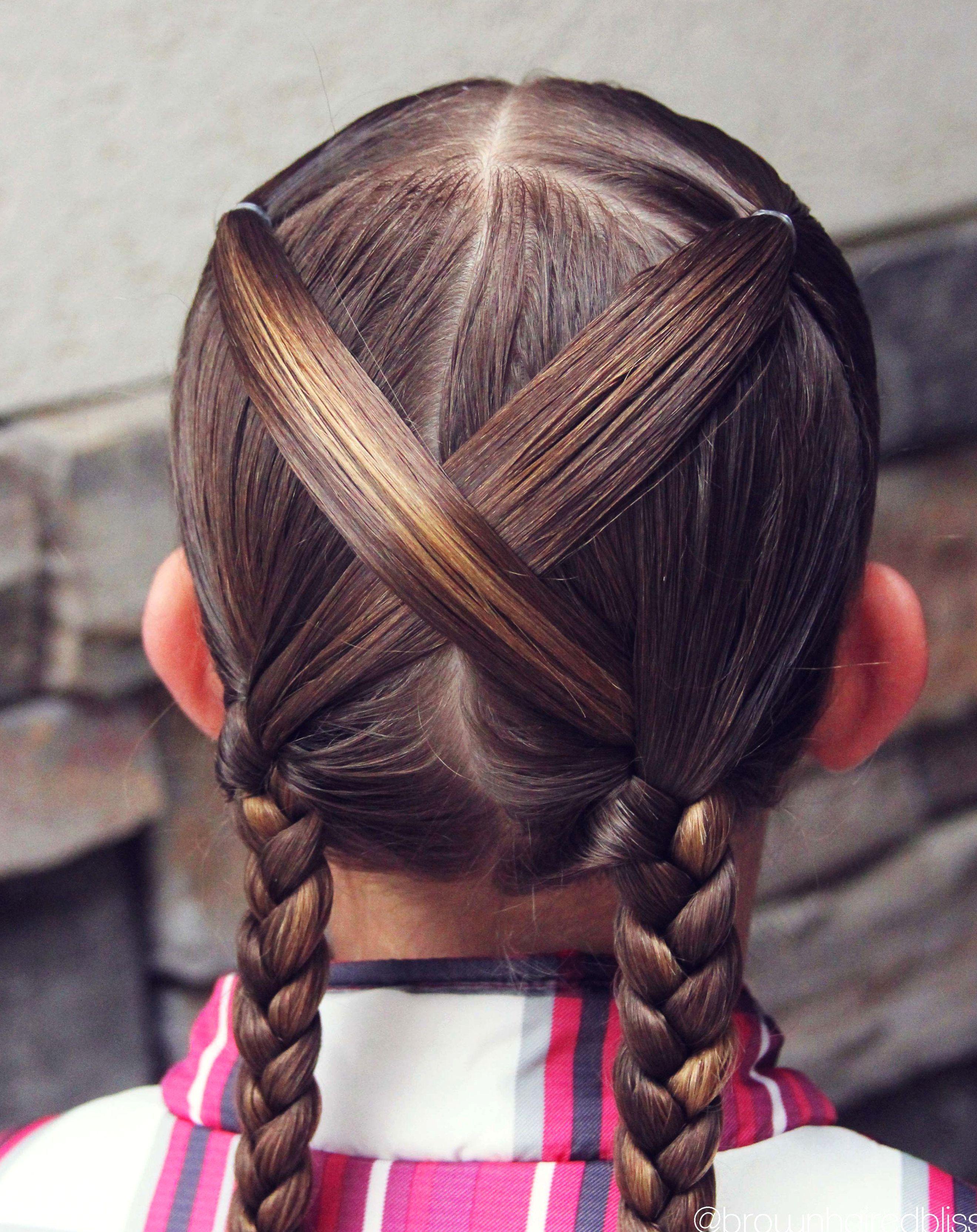 How To Take Care Of Winter Hair Peinados infantiles