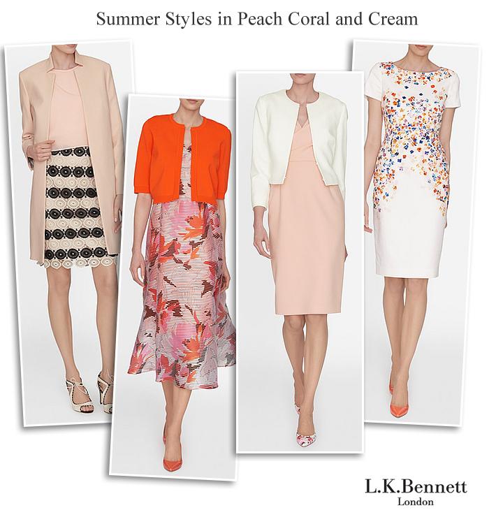 L K Bennett Modern Mother Of The Bride Summer Wedding Outfits Occasion Shift Dresatching Coat