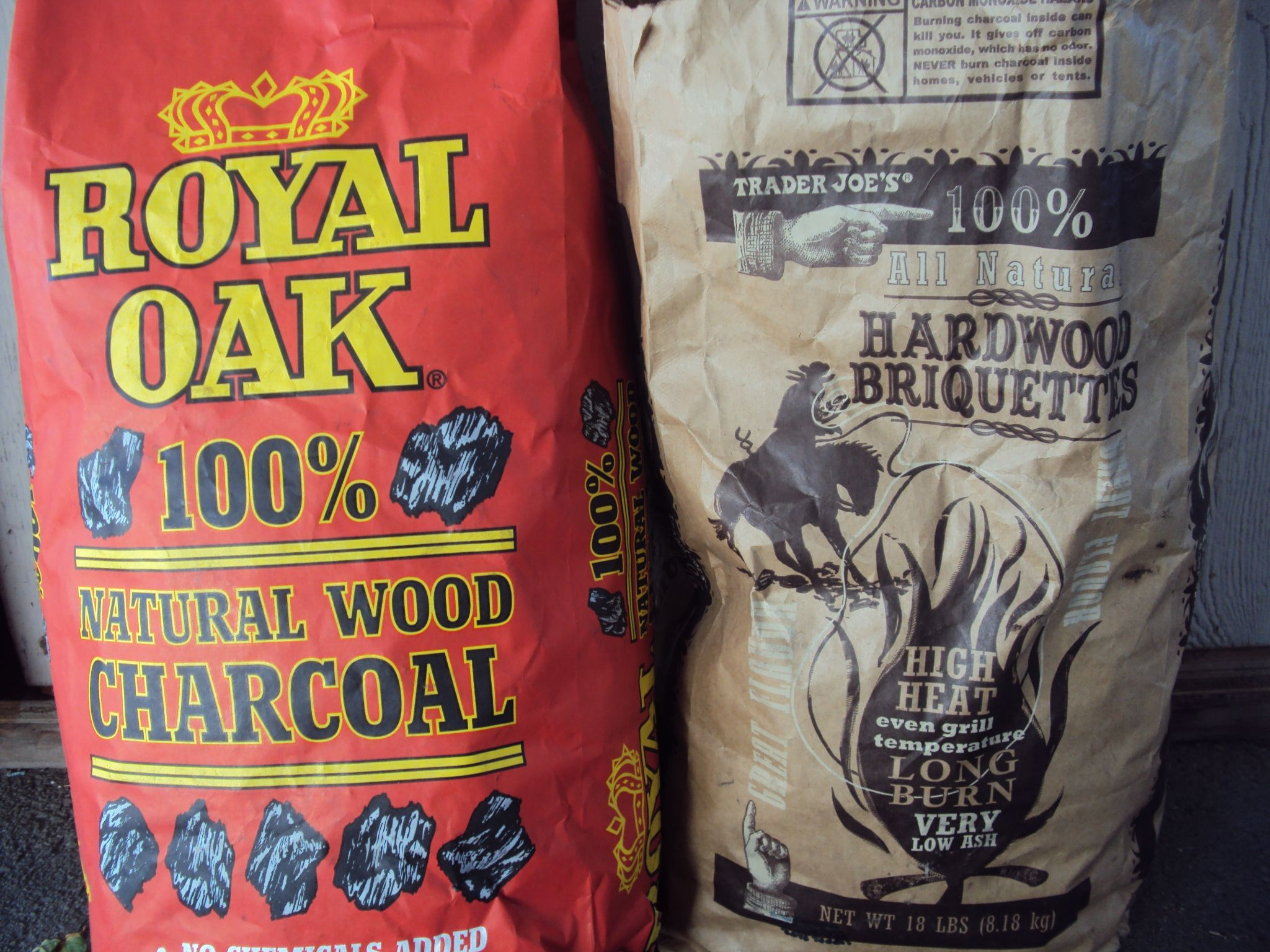 Troy Charcoal Coconut Barbecue Briquettes BBQ Charcoal Burns 5 Hours 10 kg