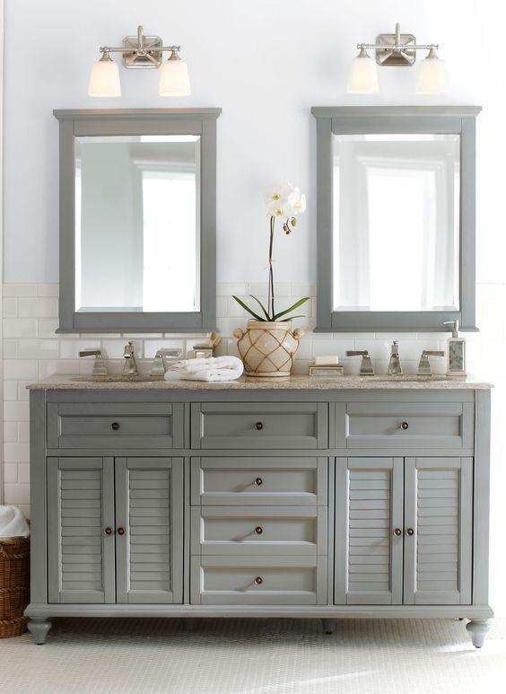 Fashion Your Bathroom With These Stylish Bathroom Mirrors Banyo