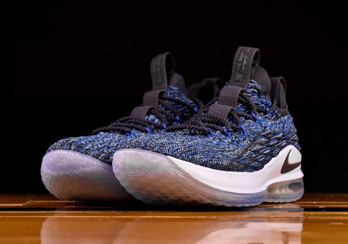 23ae2c0c5bc Nike LeBron 15 Low AO1755-400 Signal Blue  thatdope  sneakers  luxury