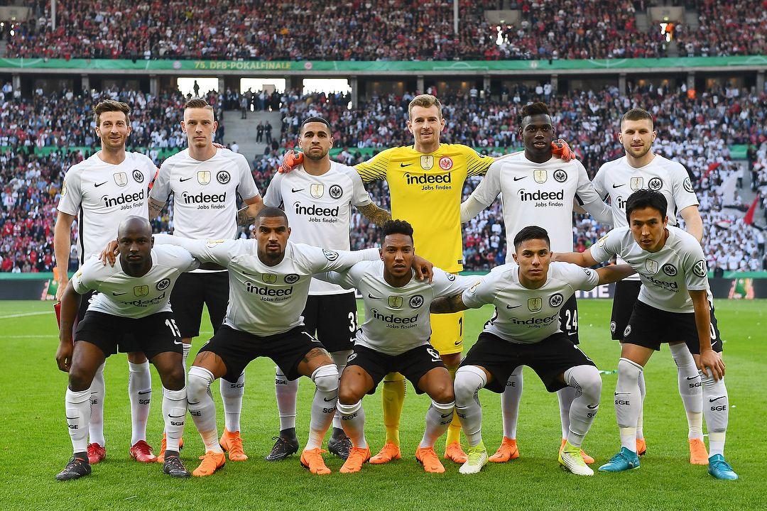 Eintracht Frankfurt Dfb Pokalsieger