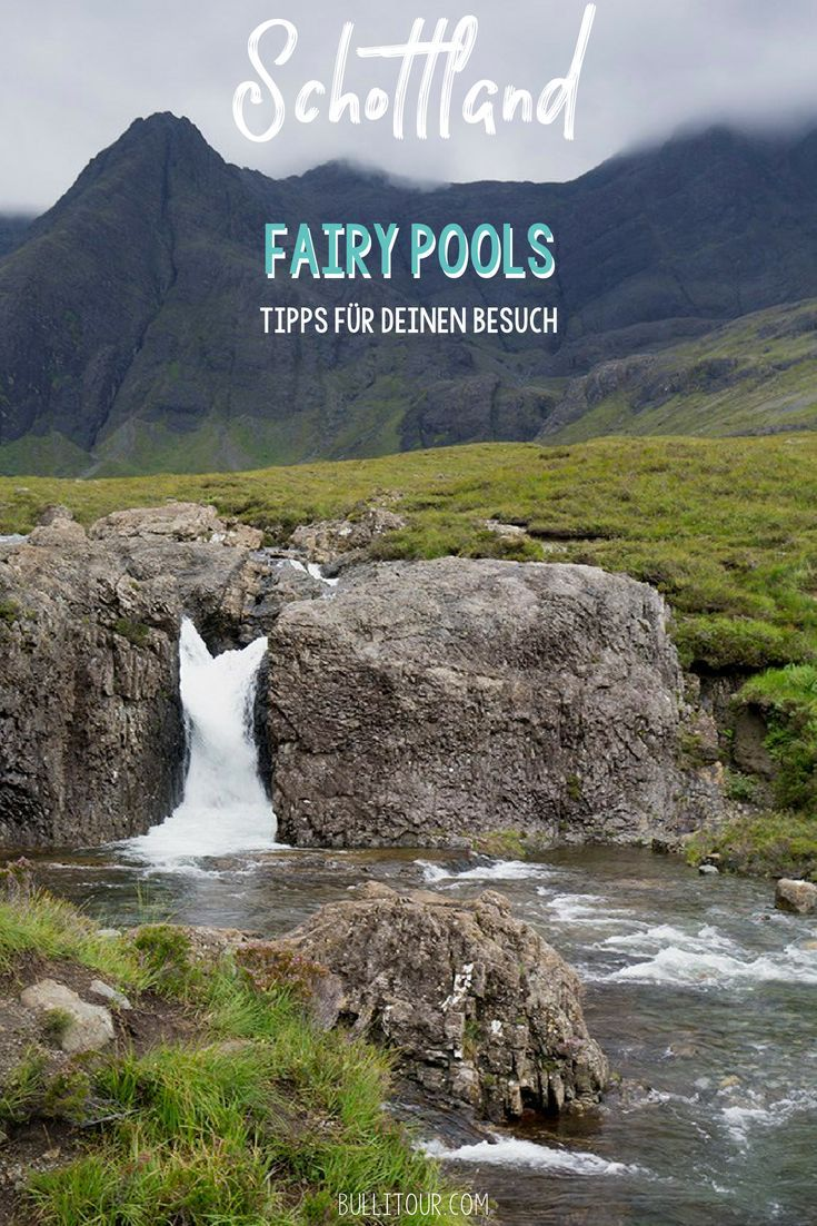 Fairy Pools - 7 Tipps für deinen Besuch (mit Kind) #travelscotland