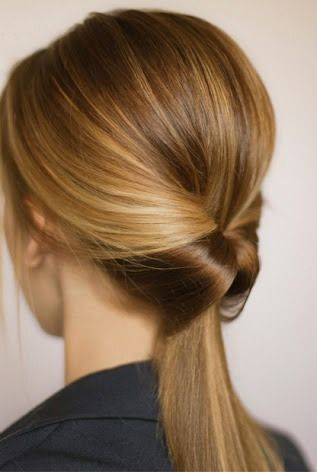 10 Ways To Dress Up A Ponytail Le Fashion Perfect Hair Hair Inspiration Hair Styles