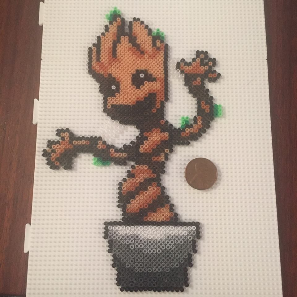 Dancing Groot by on DeviantArt