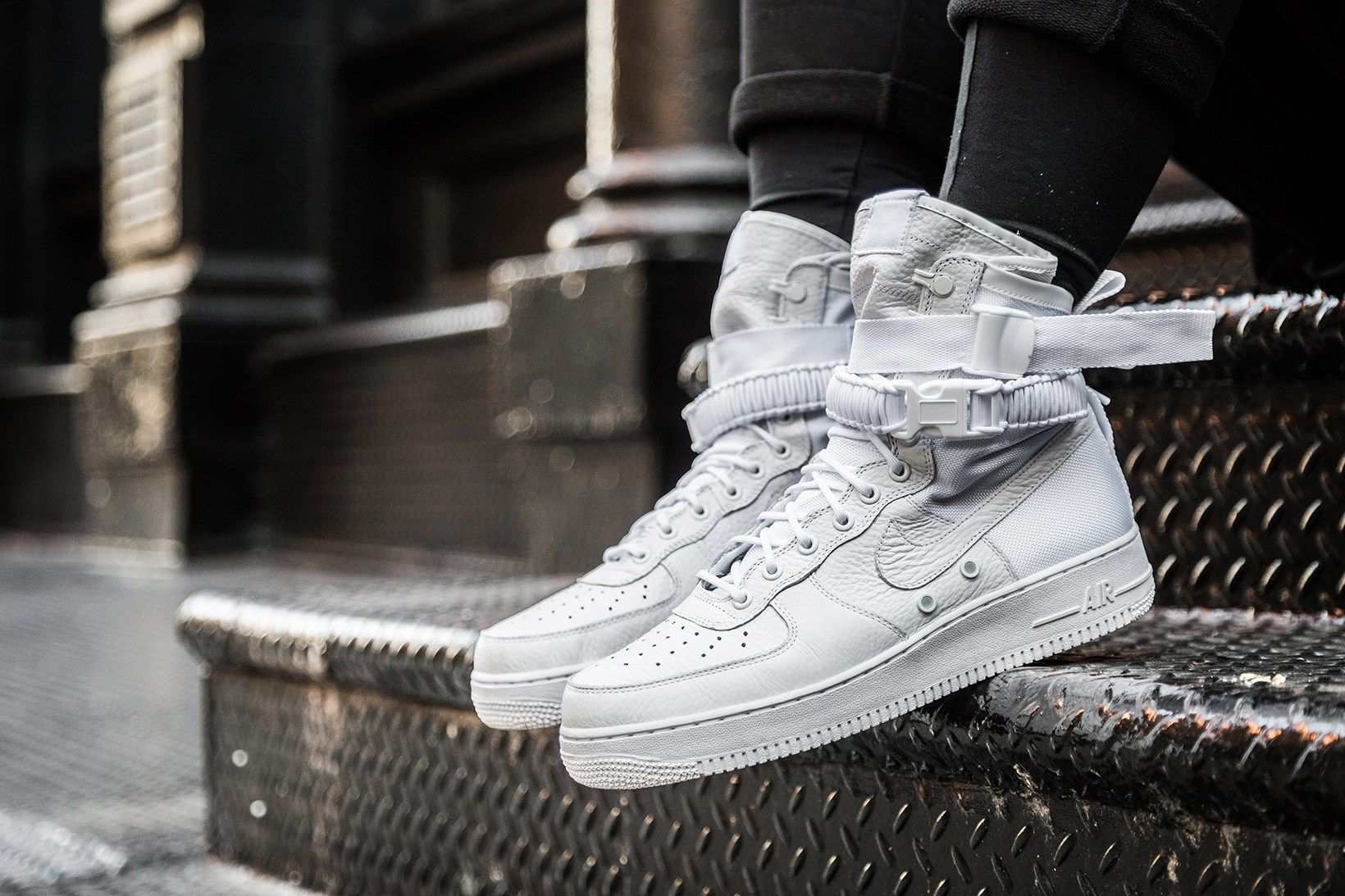 An Onfeet Look At The Nike Special Field Air Force 1 Nike Free Shoes Nike Shoes Women Sneakers