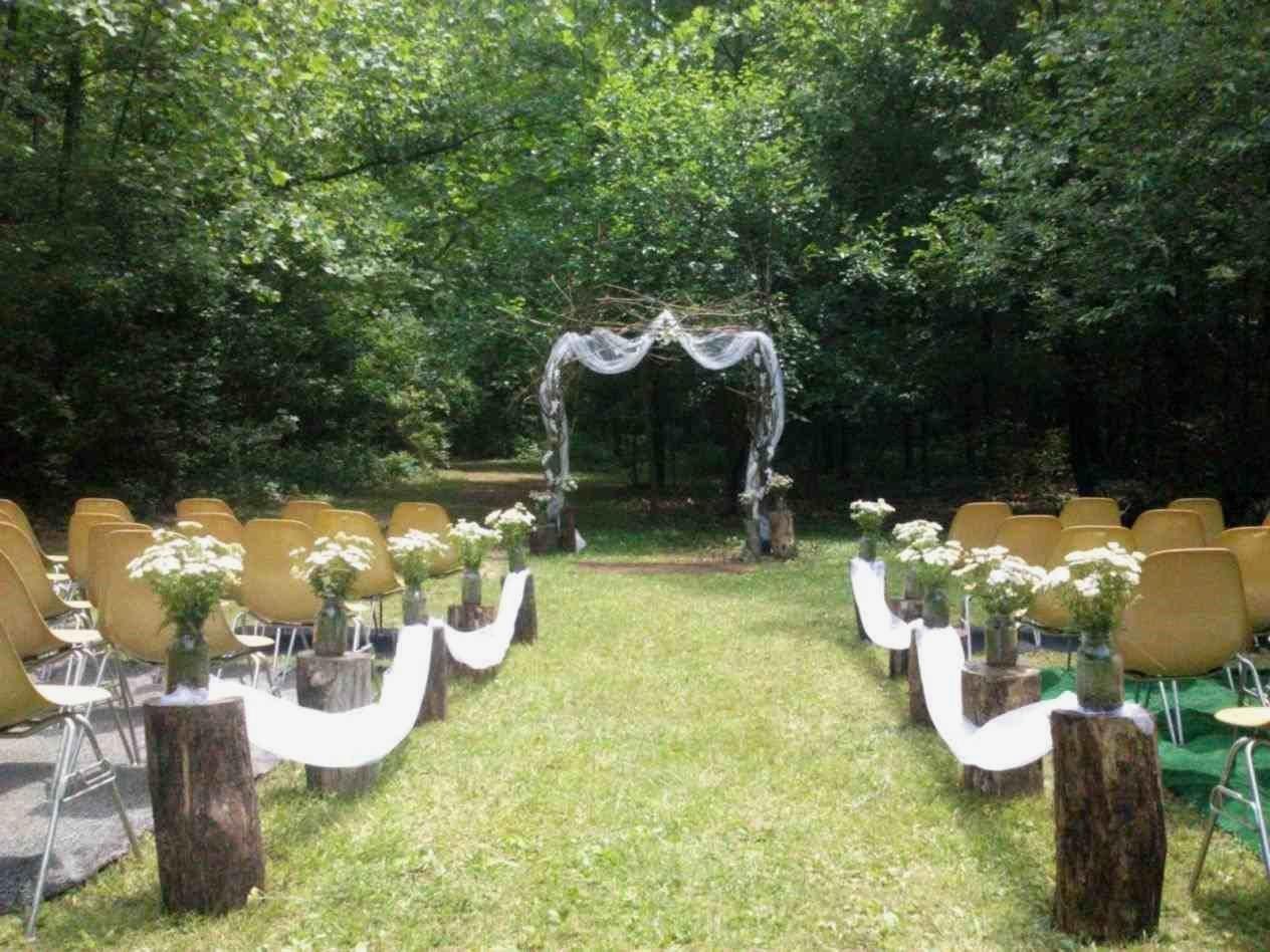 Wedding lawn decoration ideas   AwesomeCreativeEasyBeautiful Outdoor Country