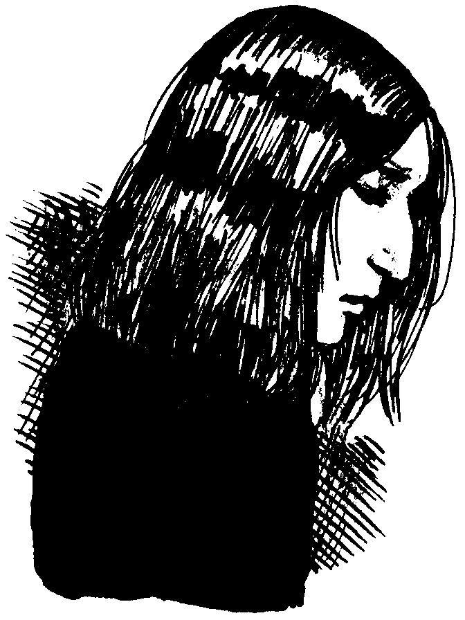 Sad Severus Snape by Atanapotnia