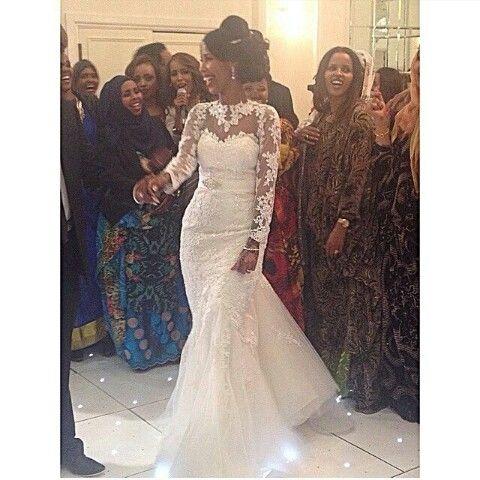 Somali Wedding Dresses