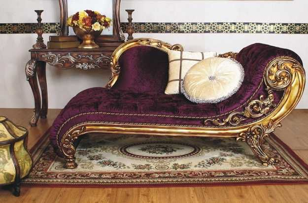 An antique chaise lounge chair is a unique, elegant and rare room furniture  item that can be expensive. Description from decor4all.com. - An Antique Chaise Lounge Chair Is A Unique, Elegant And Rare Room
