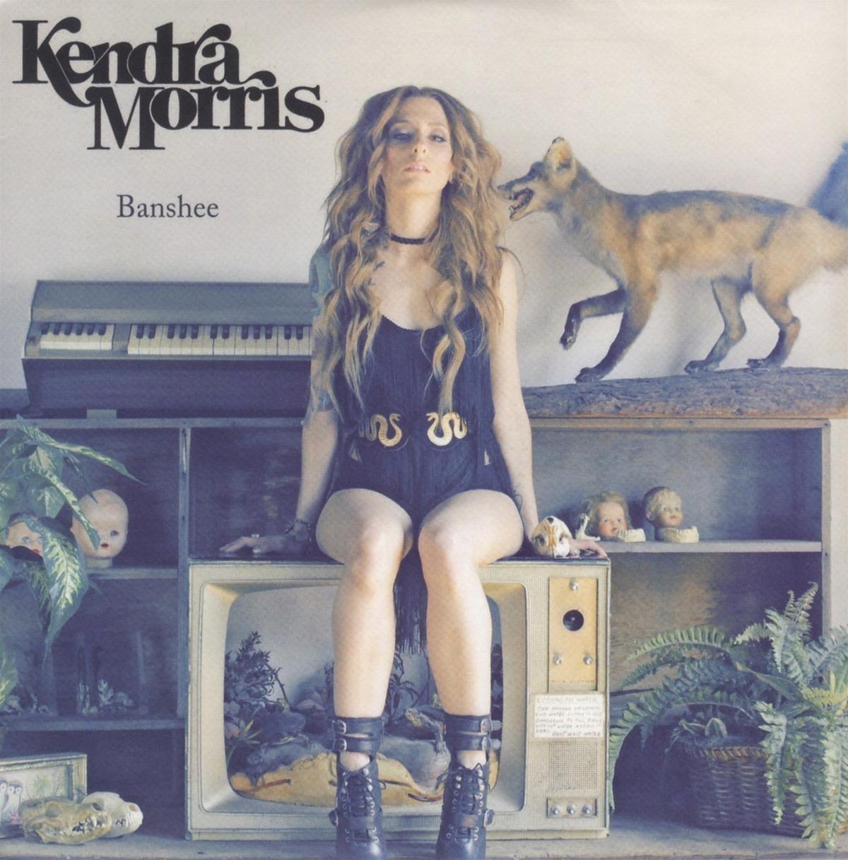 album cover art [01/2014]: kendra morris ¦ banshee |