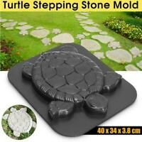 Photo of Driveway Paving Pavement Mold Patio Concrete Stepping Stone Path Walk Maker DIY  | eBay