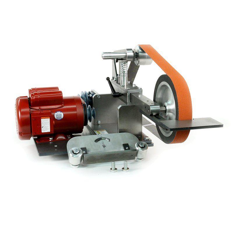 Beaumont Metal Works 3 Speed Kmg 10 Kmg Belt Grinder