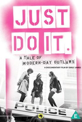 Happy #MayDay! Join a free screening of Just Do It- a tale of modern day outlaws tonight at 5:30 @constellation.tv