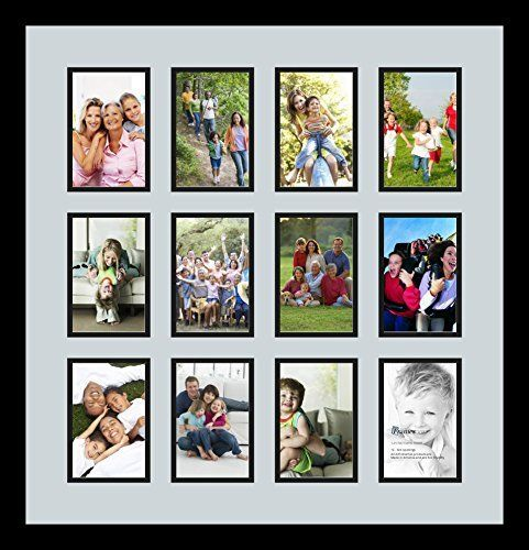Art To Frames Doublemultimat22886089frbw26079 Collage Photo Frame