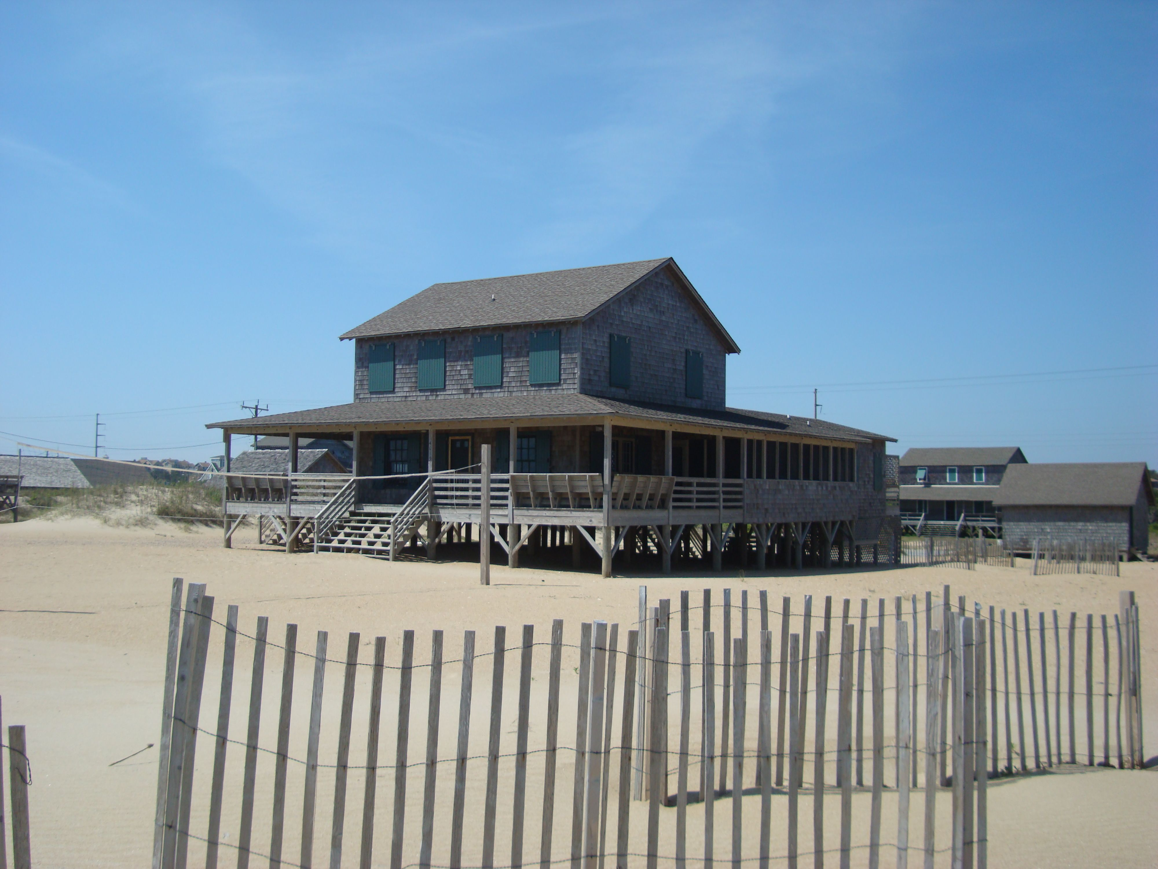 nags inn oceanfront listing head express sun nc holiday cottages