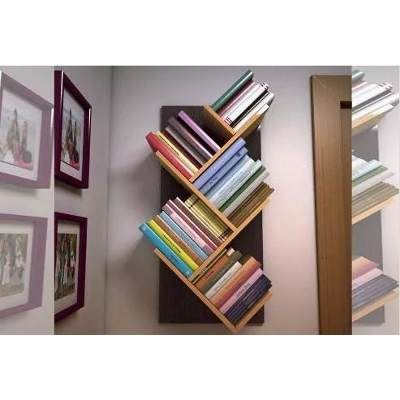 Biblioteca Repisa Aérea Flotante Minimalista Moderna - Bs. 59.990 5a56d21ea9bf