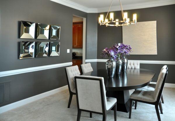Wandfarbe Grau Ist Der Neue Trend In Der Zimmergestaltung Colour