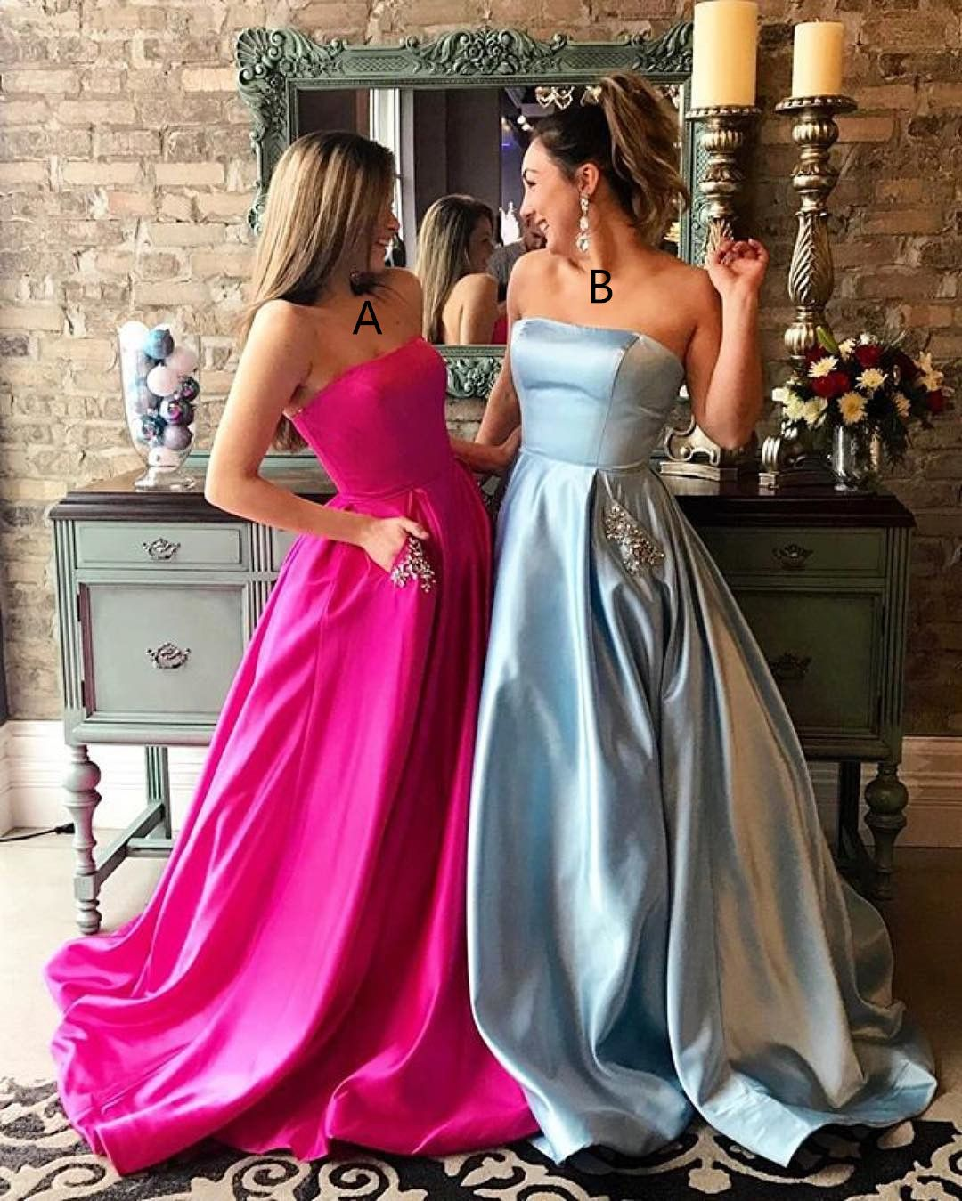 Pin by hellogirl on bridesmaid dresses pinterest prom neckline