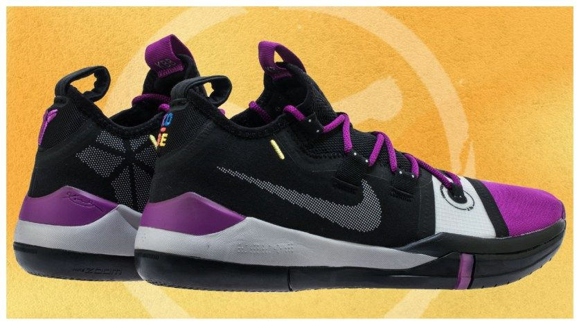 The Nike Kobe AD Exodus  Black Purple  is Available Now - WearTesters 1b96ae79a7bd2