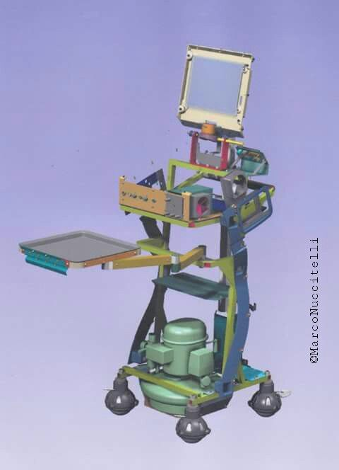 Medical device design and engineering by M. Nuccitelli -year 2000 #design #industrialdesign #engineering #italy