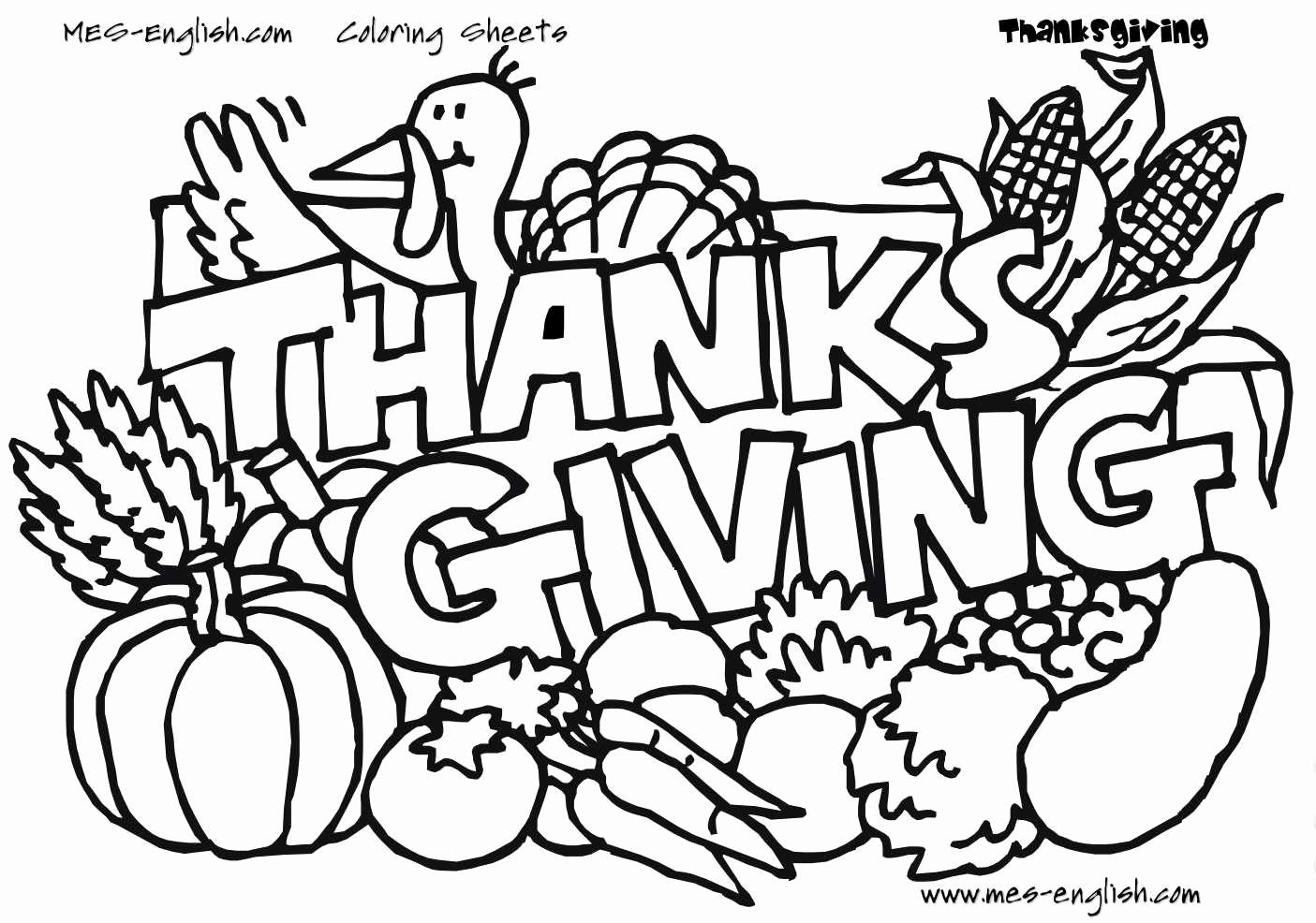 Turkey Body Coloring Page Luxury Fresh Turkey Clipart Coloring Pages Cleanty Gambar