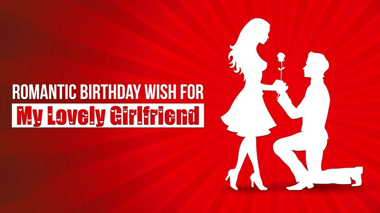 image title Birthday wishes for girlfriend, Happy