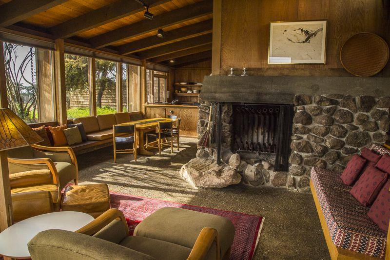 Kirkwood House rental, Home, Sea ranch