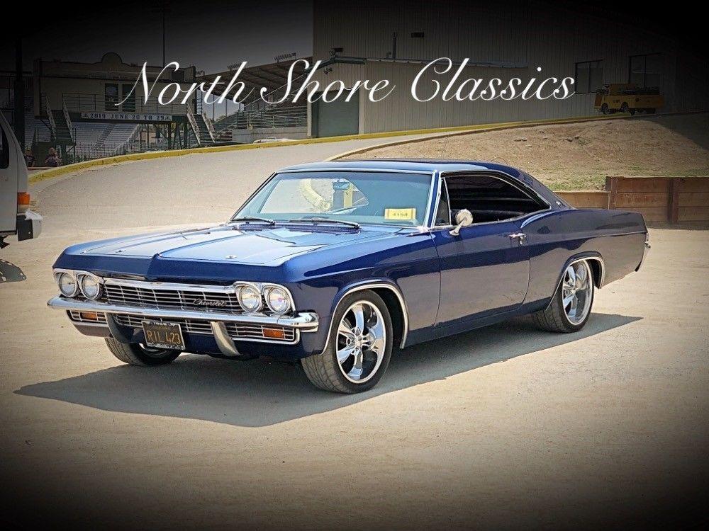 Ebay 1965 Impala Nice Paint 2 Owner California Classic See