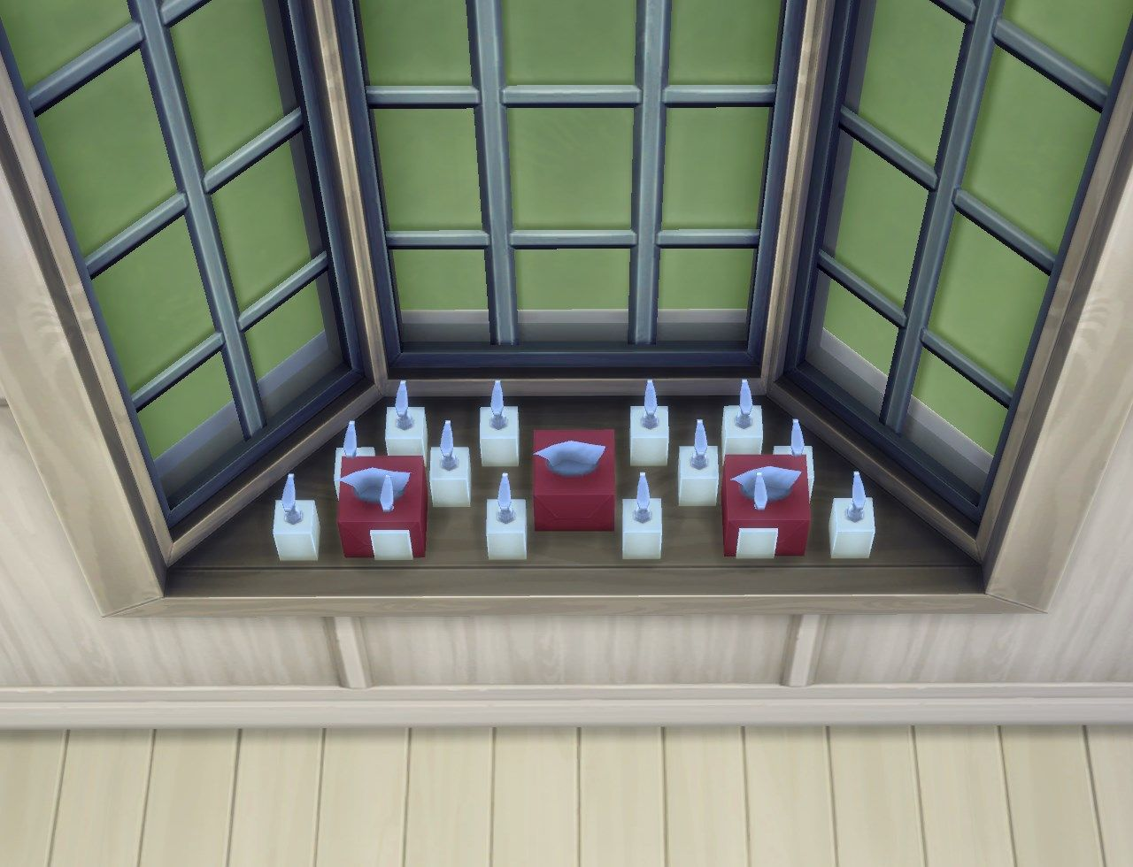Mod The Sims Basic Bay Window Slots 4 Mods Pinterest And