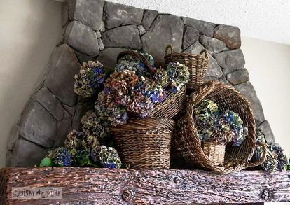 You Might Want To Rethink Your Fall Mantel When You See What These People  Did!