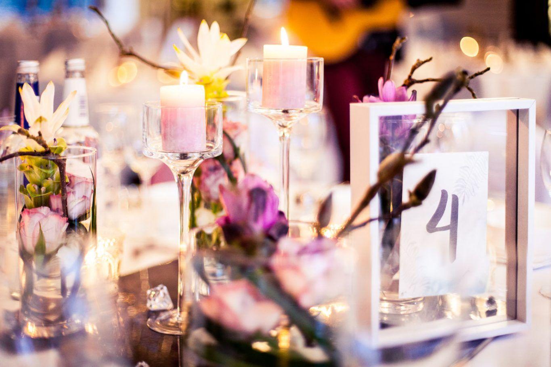Tropical Wedding Beim Probe Dinner Im Parks Nurnberg Prasentiert