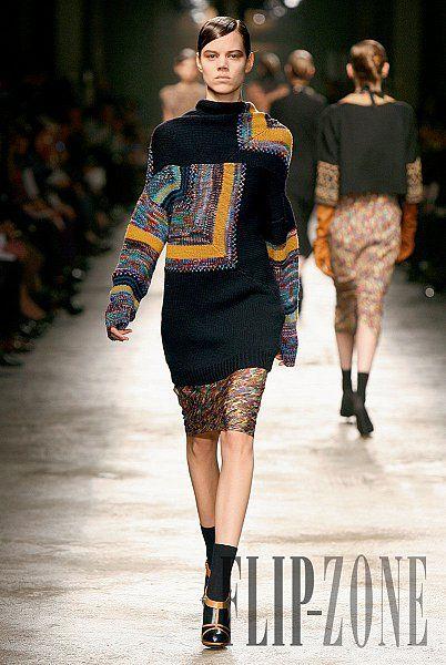 Dries Van Noten Fall-winter 2008-2009 - Ready-to-Wear
