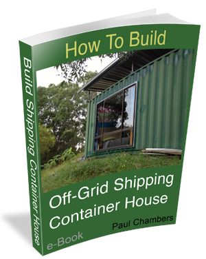 How to build your own shipping container home - Build your own container home ...