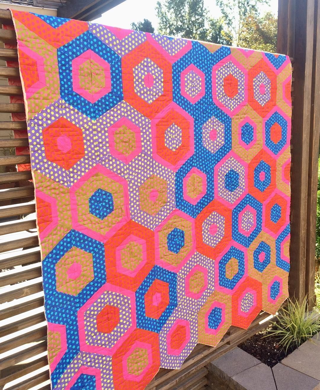 Pin by Krista Moser, The Quilted Life on My Quilt Patterns ...