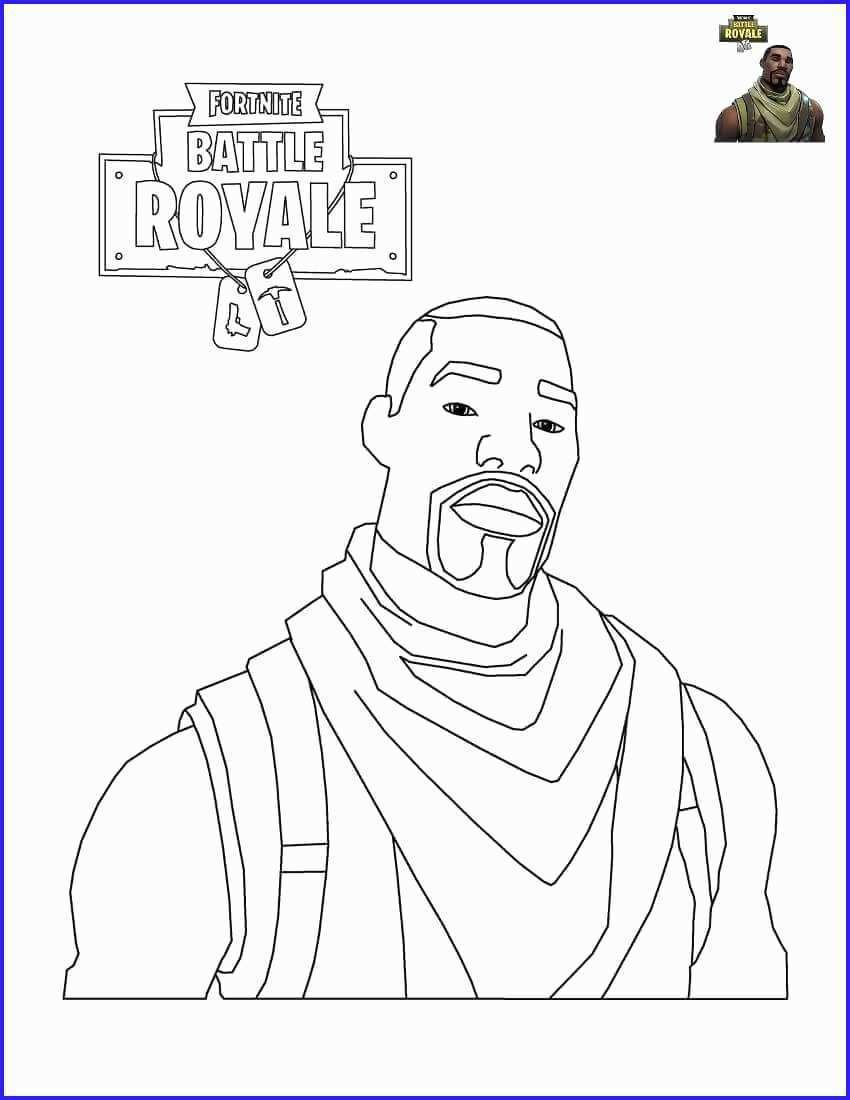 Fortnite Llama Coloring Page Coloring Pages Coloring Pages