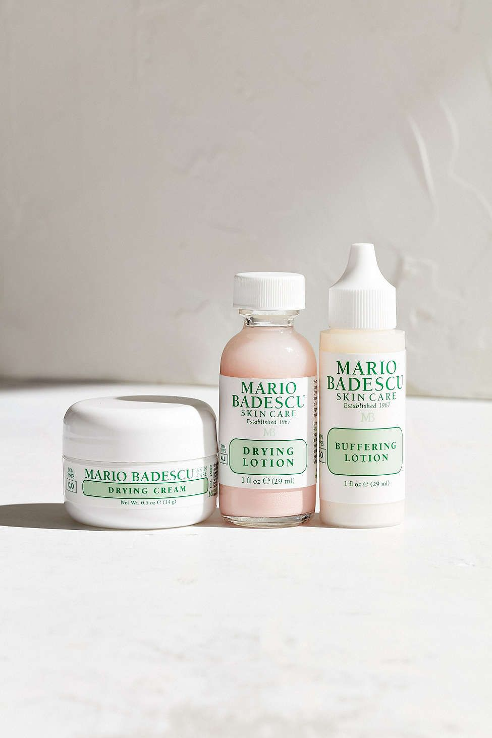 Mario Badescu Acne Repair Kit Acne Prone Skin Acne Treatment