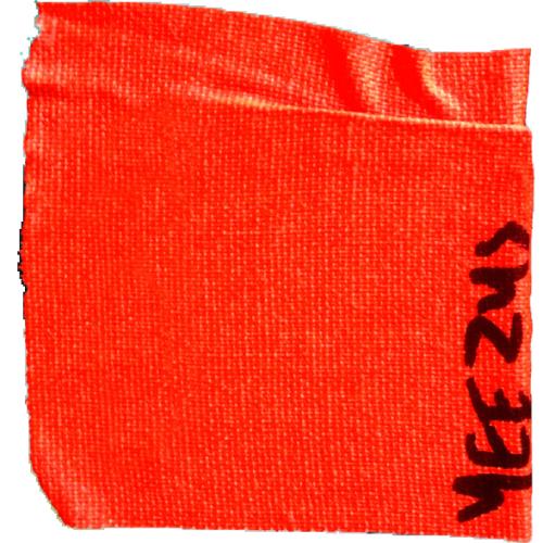 Yeezus Red Tape Sticker