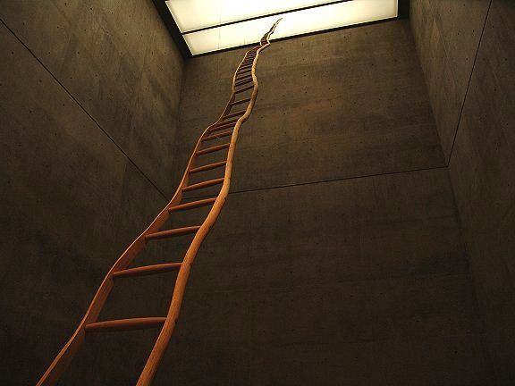 Ladder for Booker T. Washington by Martin Puryear | Trees ...