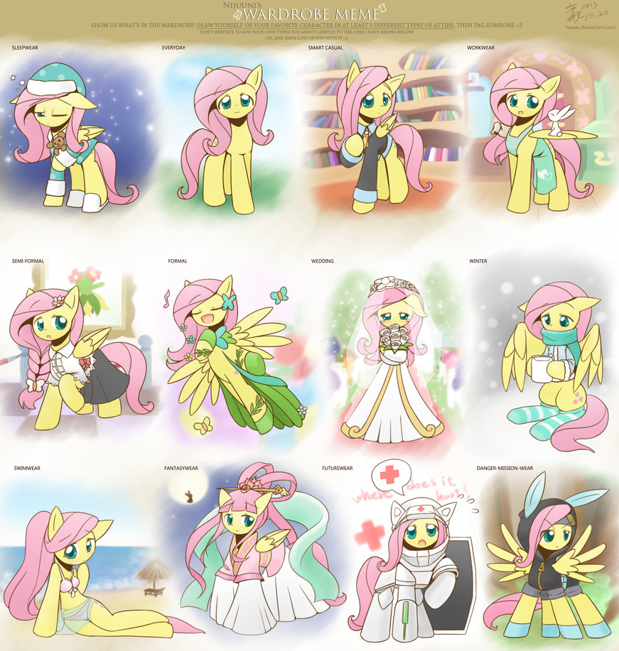 Fluttershy And Discord R34