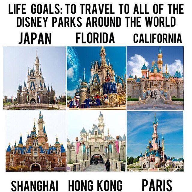 20 Ideas De Lugares Que Visitare 2018 Y 2019 Parques Disney Parques Disney