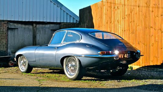 1962 Jaguar E-Type Series 1 3.8 Fixedhead Coupe - Silverstone Auctions