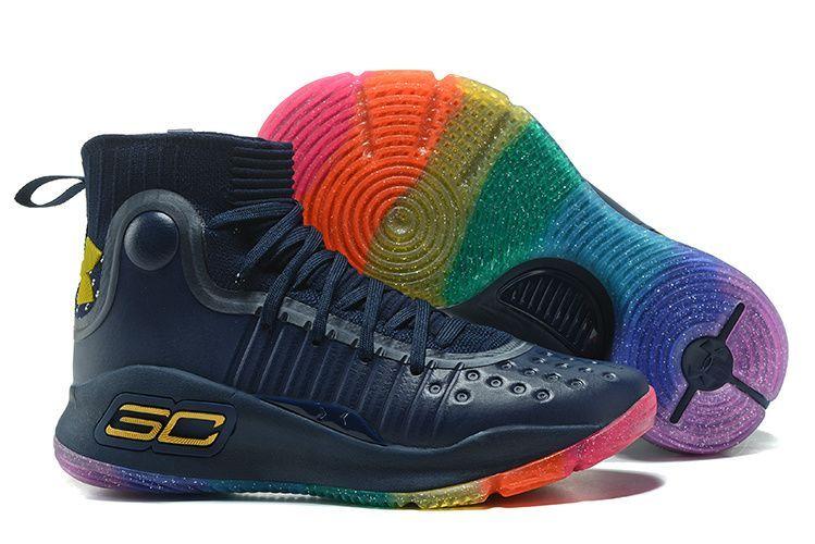 Under Armour Curry 4 Be True 2017 For Sale Zapatillas De Baloncesto Tenis Basketball Zapatillas
