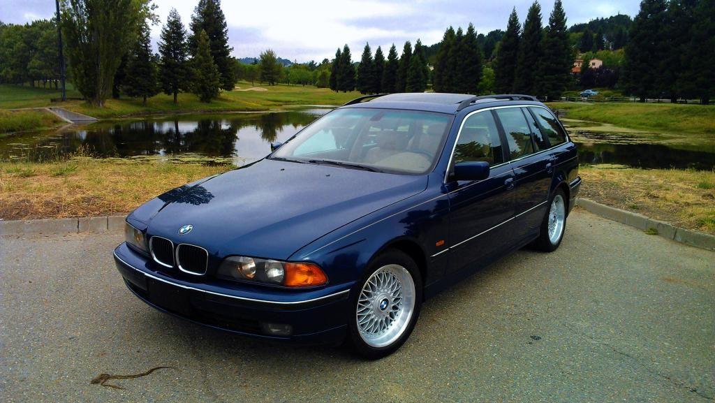 My mechanical baby 2000 BMW 528i Touring Wagon Bmw, Bmw