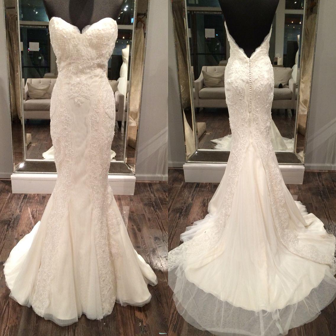 Marisa wedding dress  Marisa Bridals Trunk Show this weekend at our Del Mar location