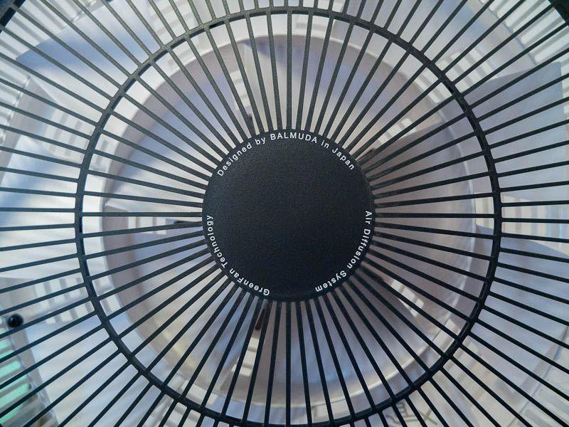 electric fan,