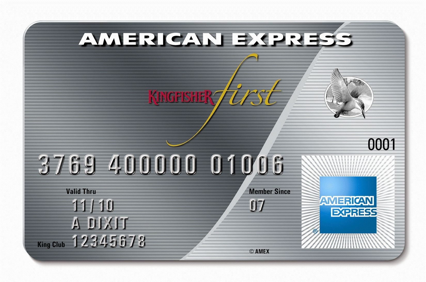 American Express Kingfischer Being A Frequent Shopper All Because Of My Wife I Tend To Use Credi American Express Credit Card American Express Expressions