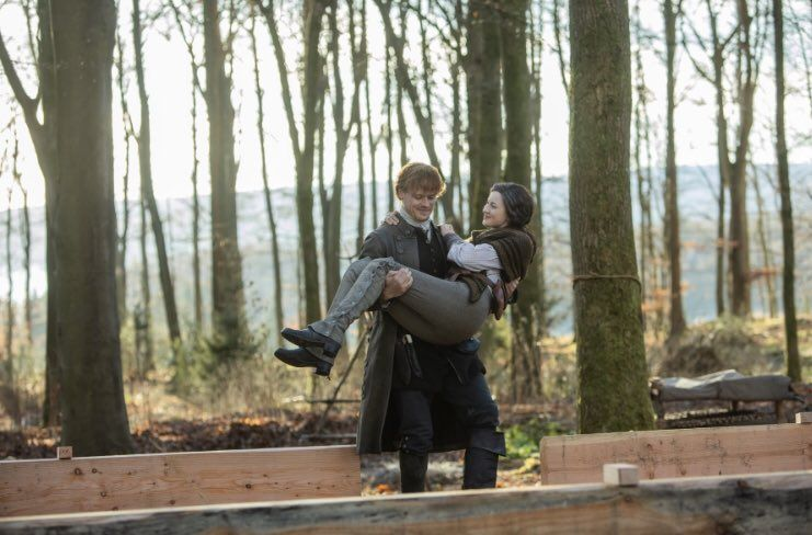 Outlander Headquarters on Outlander season 4, Outlander