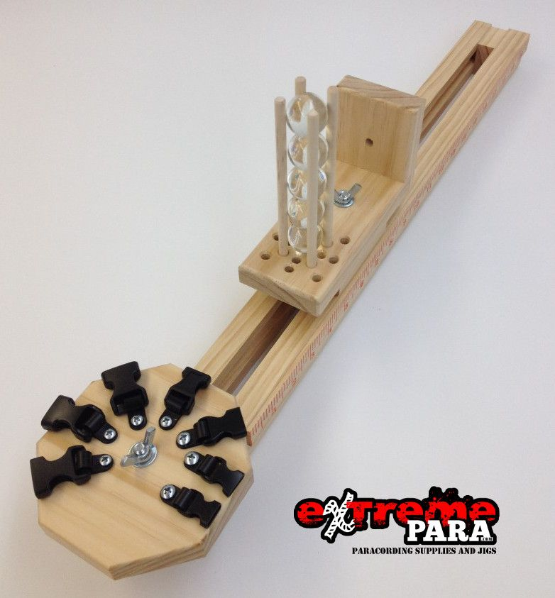 The Amazing Ppj 16 Professional Paracording Jig System With